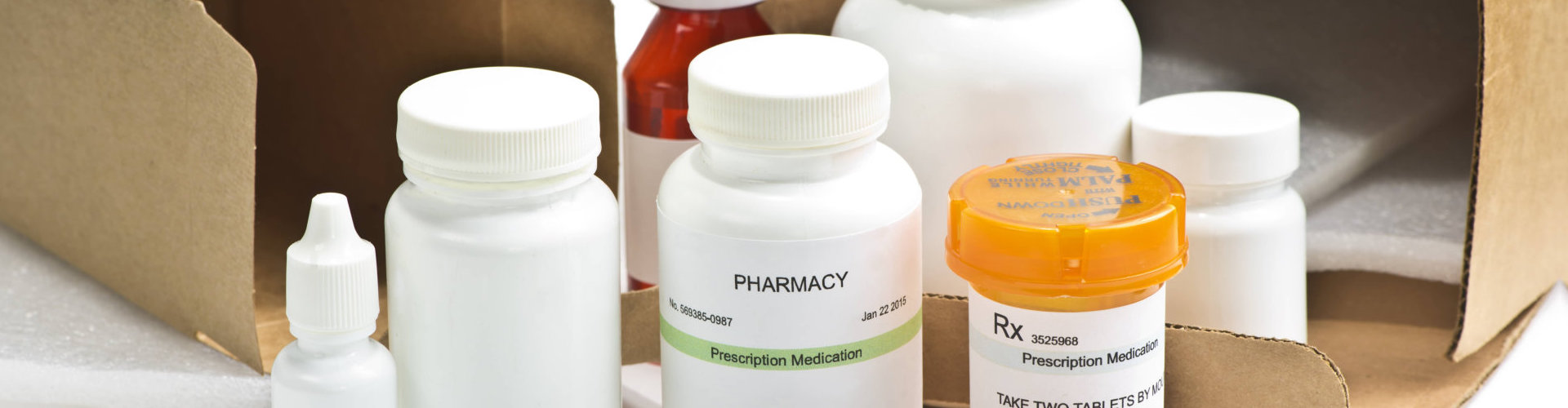 packaged medicines